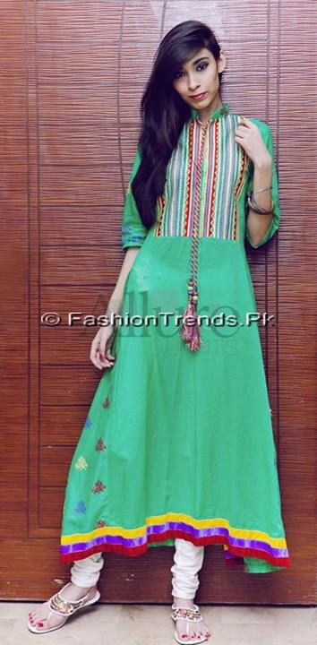 Allure Summer Eid Collection 2013 (8)