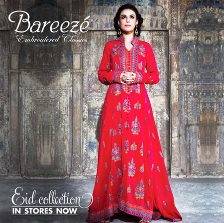 Bareeze with Eid Collection 2013 for Women