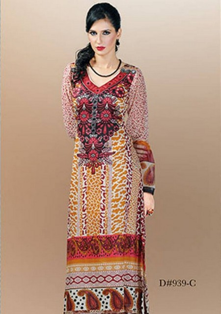 Dawood Textiles Aalishan Chiffon Lawn Women Collection 2013 Volume 3