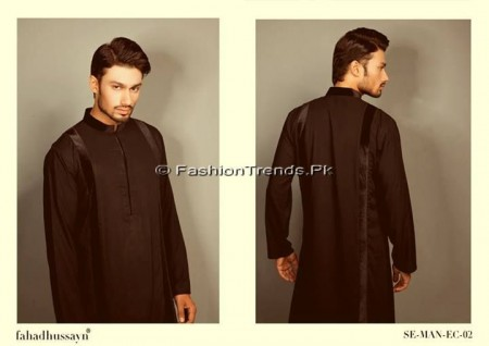 Fahad Hussayn Couture Eid Collection 2013 (3)