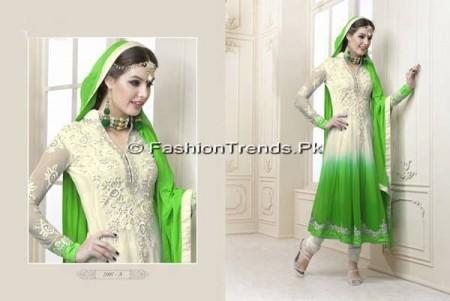 Indian Designer Ever Lasting Suits 2013