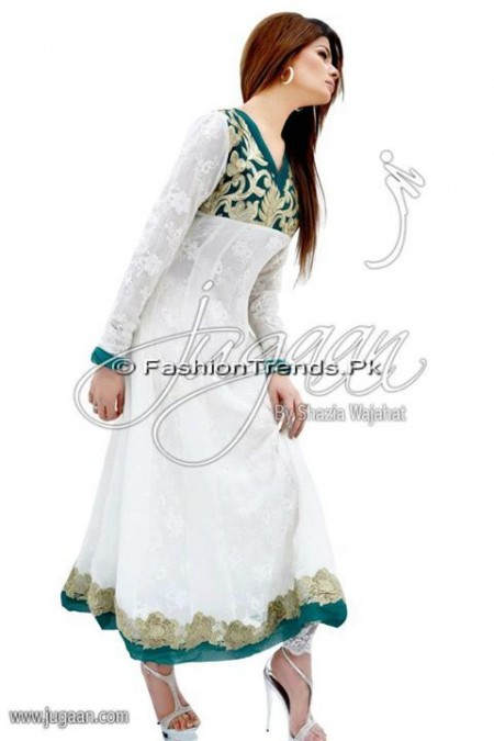 Jugaan Eid Collection 2013 For Women (5)