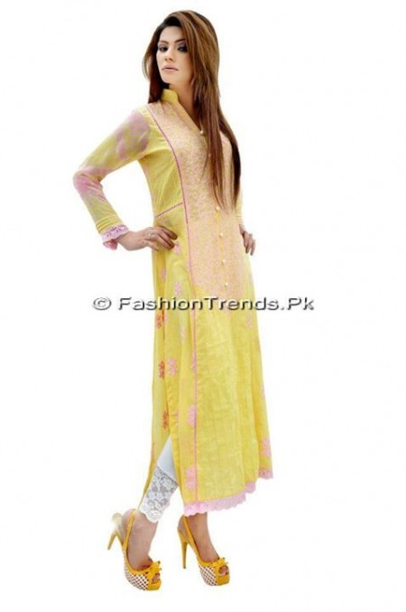 Jugaan Eid Collection 2013 For Women (11)