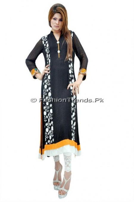 Jugaan Eid Collection 2013 For Women (12)