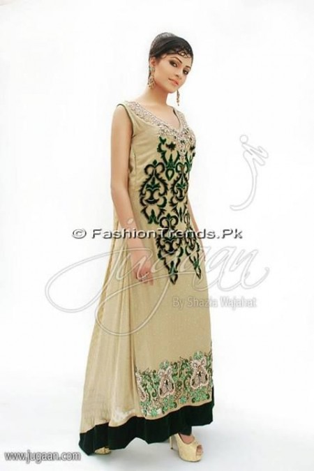 Jugaan Eid Collection 2013 For Women (14)