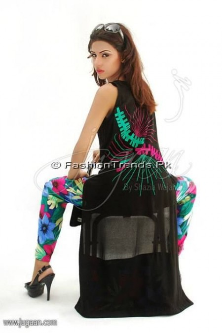 Jugaan Eid Collection 2013 For Women (16)
