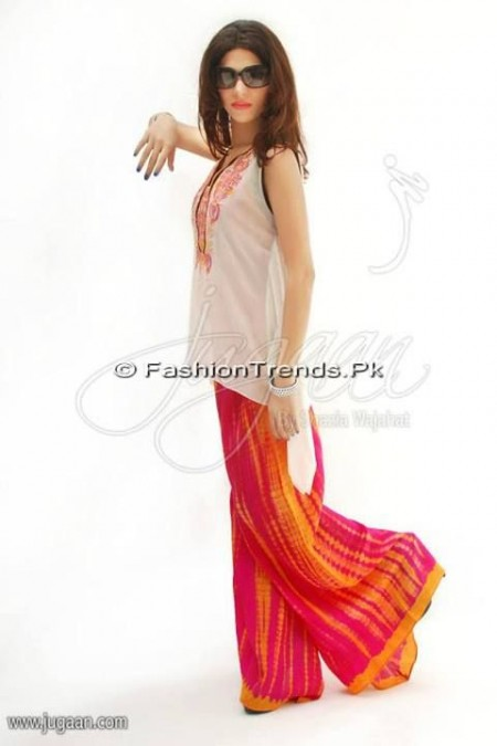 Jugaan Eid Collection 2013 For Women (17)