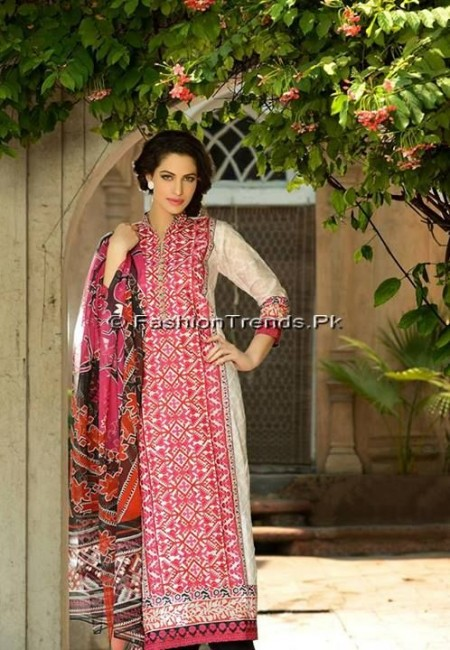 Khaadi Embroidered Eid Collection 2013 (1)