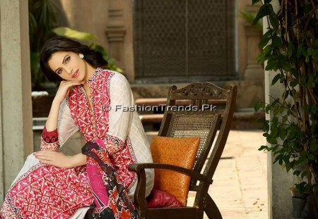 Khaadi Embroidered Eid Collection 2013 (2)
