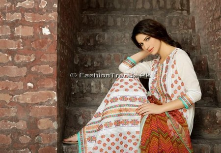 Khaadi Embroidered Eid Collection 2013 (3)
