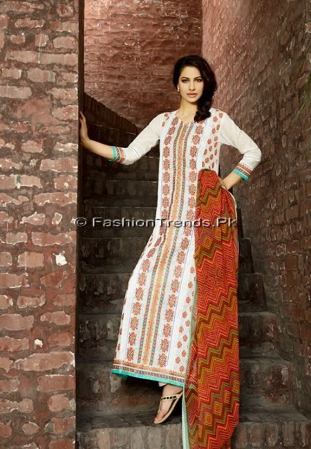 Khaadi Embroidered Eid Collection 2013 (4)