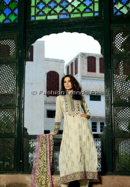 Khaadi Embroidered Eid Collection 2013 (5)