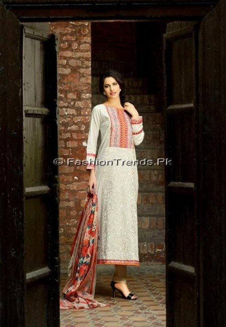 Khaadi Embroidered Eid Collection 2013 (6)