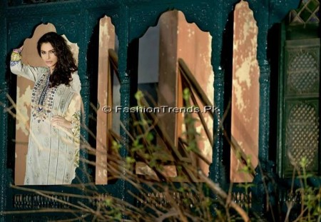 Khaadi Embroidered Eid Collection 2013 (7)
