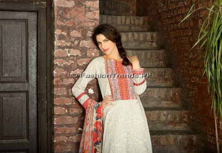 Khaadi Embroidered Eid Collection 2013 (8)