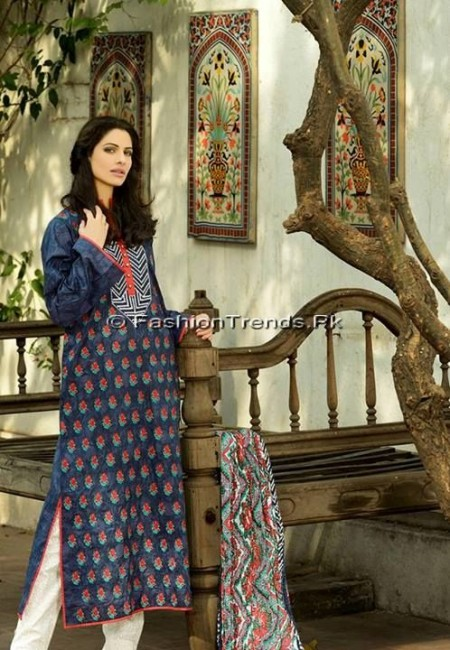 Khaadi Embroidered Eid Collection 2013 (10)
