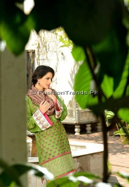 Khaadi Embroidered Eid Collection 2013 (11)