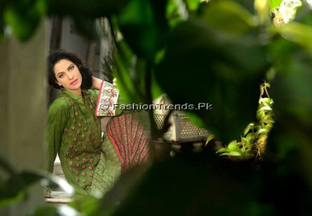 Khaadi Embroidered Eid Collection 2013 (12)