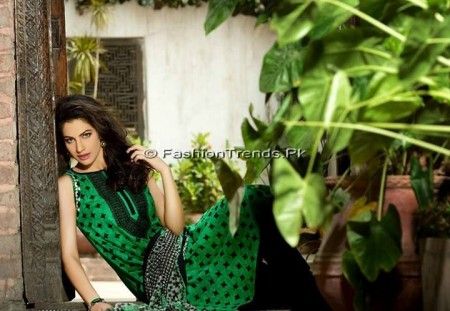 Khaadi Embroidered Eid Collection 2013 (14)
