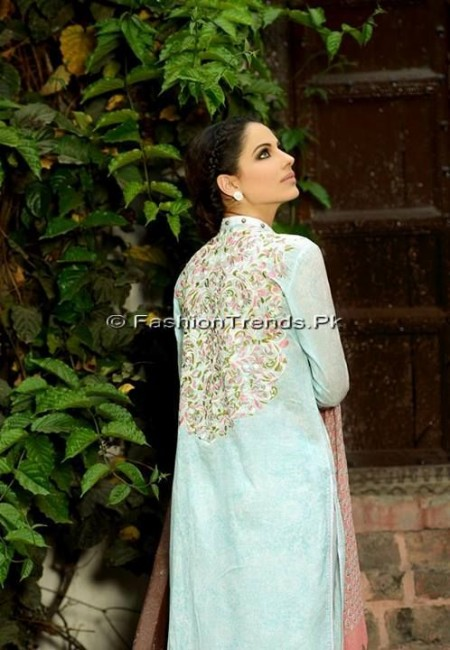 Khaadi Embroidered Eid Collection 2013 (19)