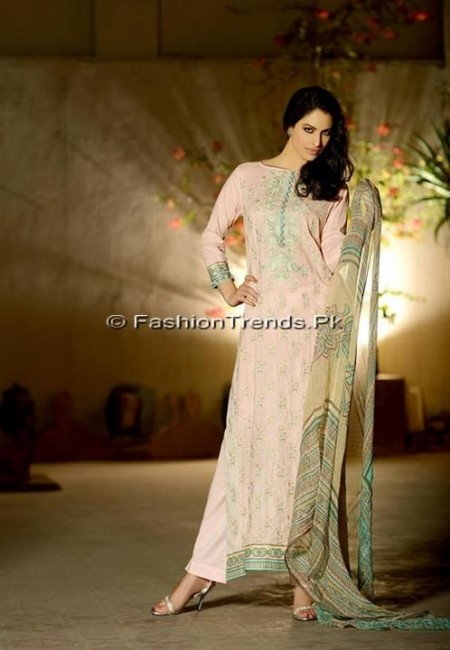 Khaadi Embroidered Eid Collection 2013 (22)