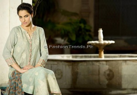 Khaadi Embroidered Eid Collection 2013 (23)