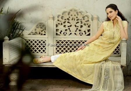 Khaadi Embroidered Eid Collection 2013 (24)