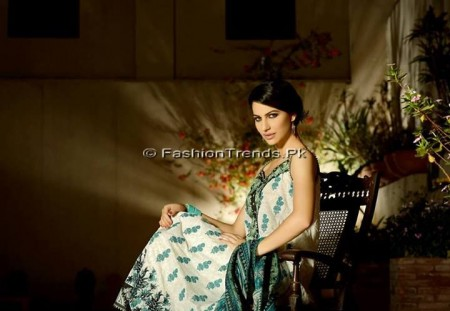 Khaadi Embroidered Eid Collection 2013 (25)