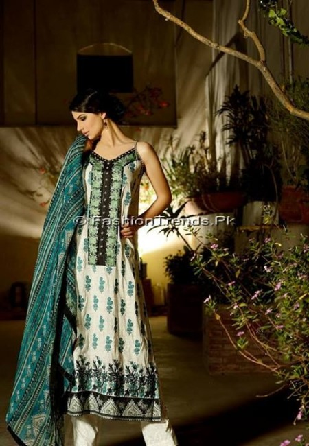 Khaadi Embroidered Eid Collection 2013 (26)