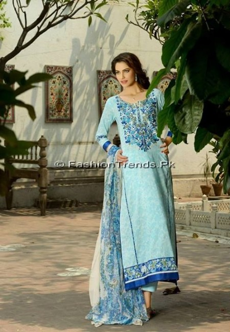 Khaadi Embroidered Eid Collection 2013 (27)