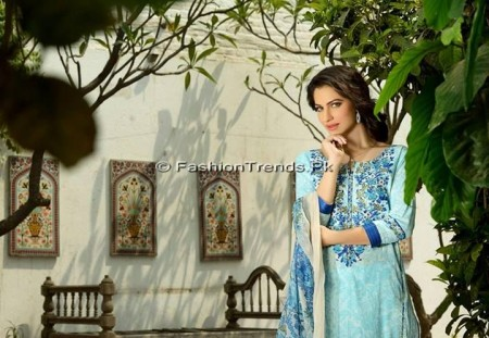 Khaadi Embroidered Eid Collection 2013 (28)