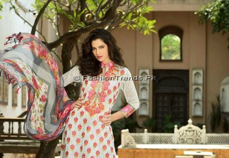 Khaadi Embroidered Eid Collection 2013 (29)