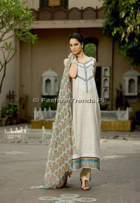 Khaadi Embroidered Eid Collection 2013 (31)