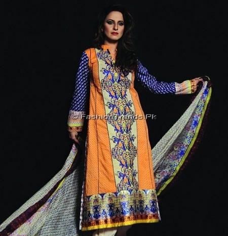 Laurein Girls Eid Collection 2013 (1)