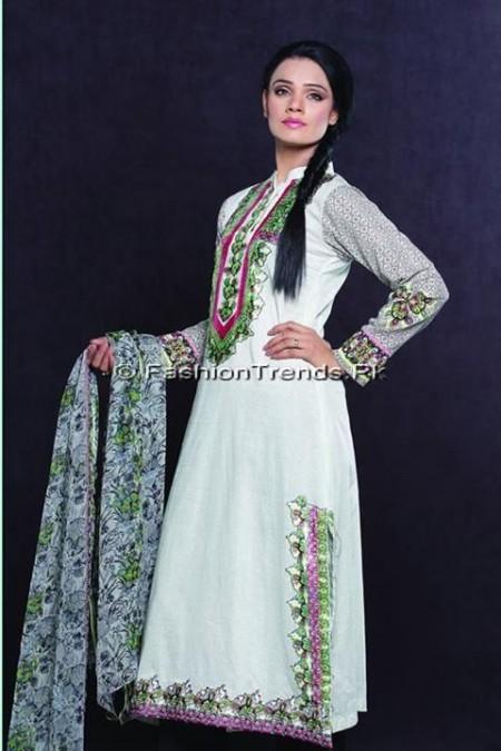 Laurein Girls Eid Collection 2013 (2)