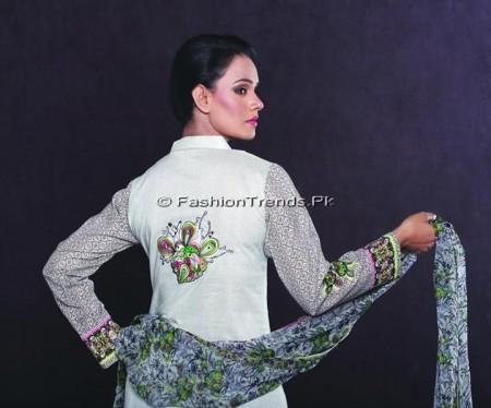 Laurein Girls Eid Collection 2013 (3)