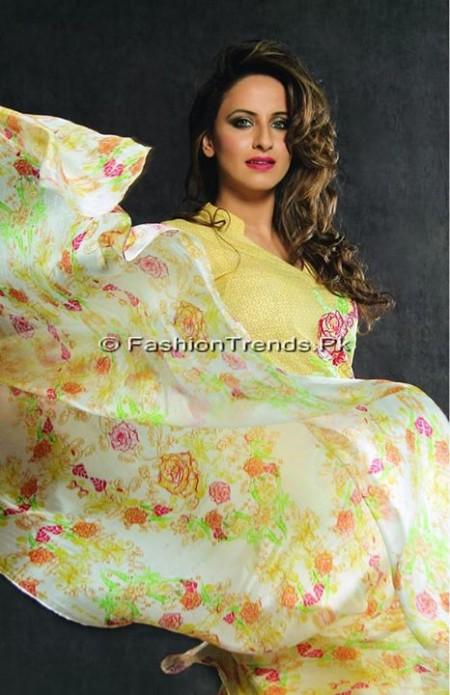Laurein Girls Eid Collection 2013 (4)