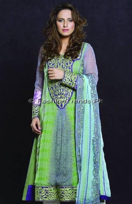 Laurein Girls Eid Collection 2013 (5)
