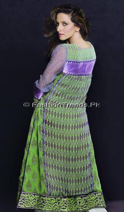 Laurein Girls Eid Collection 2013 (6)