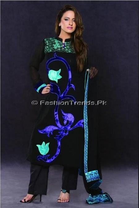 Laurein Girls Eid Collection 2013 (7)