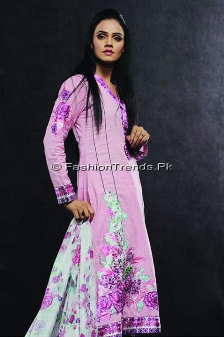 Laurein Girls Eid Collection 2013 (9)