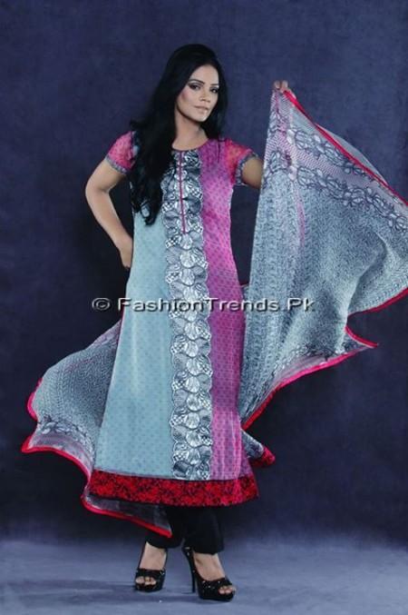 Laurein Girls Eid Collection 2013 (11)
