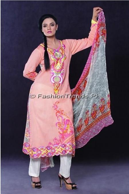 Laurein Girls Eid Collection 2013 (14)