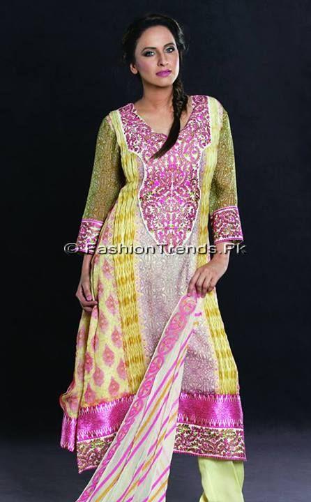 Laurein Girls Eid Collection 2013 (17)