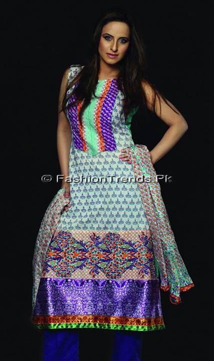 Laurein Girls Eid Collection 2013 (19)