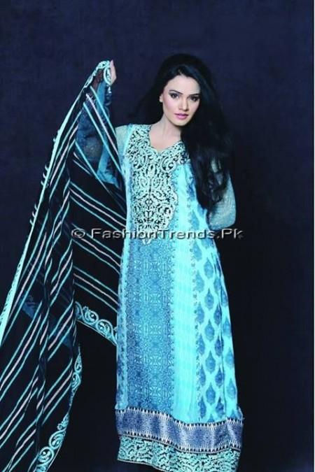 Laurein Girls Eid Collection 2013 (21)