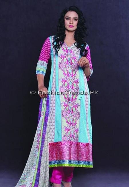 Laurein Girls Eid Collection 2013 (24)