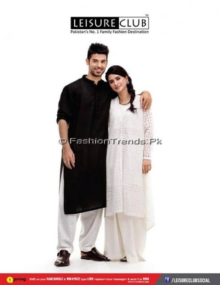 Leisure Club Eid Collection 2013 (2)