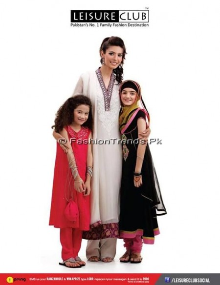 Leisure Club Eid Collection 2013 (4)