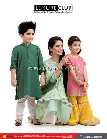 Leisure Club Eid Collection 2013 (8)